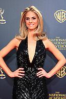 BURBANK - APR 26: Kelly Kruger at the 42nd Daytime Emmy Awards Gala at Warner Bros. Studio on April 26, 2015 in Burbank, California