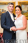 Tonya Nagle, Rathmore, daughter of Tony and Marie Nagle, and P.J. Murphy, Gneeveguilla, son of Mike and Mai Murphy, were married in St. Josephs Church Rathmore by Fr. Pat O'Donnell on 6th June 2015 with a reception at the Ballyroe Heights Hotel