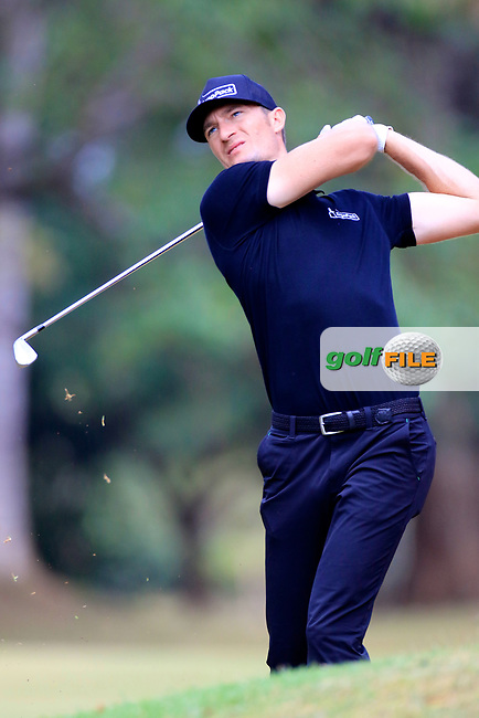 Sebastian Heisele (GER) during the first round of the Barclays Kenya Open played at Muthaiga Golf Club, Nairobi,  23-26 March 2017 (Picture Credit / Phil Inglis) 23/03/2017<br /> Picture: Golffile | Phil Inglis<br /> <br /> <br /> All photo usage must carry mandatory copyright credit (&copy; Golffile | Phil Inglis)