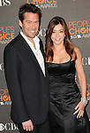 Alyson Hannigan & husband at the 2010 People's Choice Awards held at the Nokia Theater L.A. Live in Los Angeles, California on January 06,2010                                                                   Copyright 2009  DVS / RockinExposures