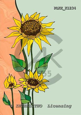 Kris, FLOWERS, paintings, PLKKK1234,#f#