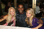 OLTL Bree Williamson - AMC Norm Lewis - GL Marcy Rylan at 22nd Annual Broadway Flea Market & Grand Auction to benefit Broadway Cares/Equity Fights Aids on Sunday, September 21, 2008 in Shubert Alley, New York City, New York. (Photo by Sue Coflin/Max Photos)