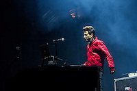 English dj Mark Ronson at Dcode music festival in Madrid. September 10, 2016. (ALTERPHOTOS/Rodrigo Jimenez) /NORTEPHOTO.COM