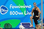 Río 2016 Natación 800m Kristen Kobrich