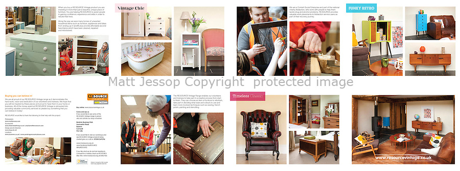 CLIENT: Resource Vintage //     <br />