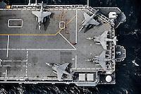 Nave Cavour della Marina Militare italiana