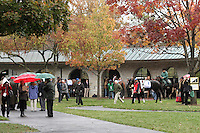 Angel Terrace and James Graham win the Pin Oak Valley View Division 1.   October 18, 2012.