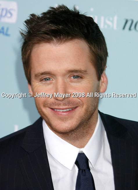 """HOLLYWOOD, CA. - February 02: Actor Kevin Connolly arrives at the Los Angeles Premiere of """"He's Just Not That Into You"""" held at the Grauman's Chinese Theatre on February 2, 2009 in Los Angeles, California."""
