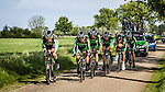 An Post - Chanreaction (SKT), Stage 2: Team Time Trial, 62th Olympia's Tour, Netterden, The Netherlands, 13th May 2014, Photo by Pim Nijland / Peloton Photos