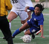 Lakeland at Walled Lake Northern, Girls Varsity Soccer, 4/19/16