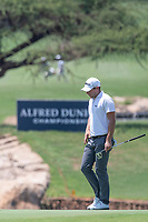 Lorenzo Gagli (ITA) during the 1st round of the Alfred Dunhill Championship, Leopard Creek Golf Club, Malelane, South Africa. 28/11/2019<br /> Picture: Golffile | Shannon Naidoo<br /> <br /> <br /> All photo usage must carry mandatory copyright credit (© Golffile | Shannon Naidoo)