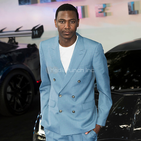 Jerrod Carmichael attends the Global Premiere of TRANSFORMERS: The last Knight. London, UK. 18/06/2017 | usage worldwide /MediaPunch ***FOR USA ONLY***