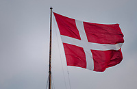 Danish flag <br /> <br /> UCI 2019 Cyclocross World Championships<br /> Bogense / Denmark<br /> <br /> &copy;kramon