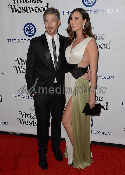 09 January  - Los Angeles, Ca - David Annable, Odette Annable. Arrivals for The Art of Elysium's Presents Vivienne Westwood & Andreas Kronthaler's 2016 HEAVEN Gala held at 3Labs. Photo Credit: Birdie Thompson/AdMedia