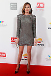 Nieves Alvarez during the photocall of the ARI Awadrs 40th Anniversary. April 25, 2018. (ALTERPHOTOS/Acero)