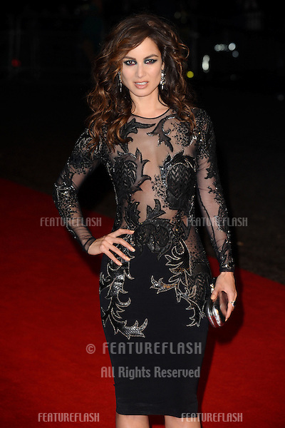 """Berenice Marlohe arriving for the """"Skyfall"""" world premiere after party at the Tate Modern, London. 23/10/2012 Picture by: Steve Vas / Featureflash"""
