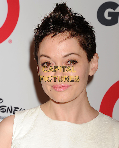 BEVERLY HILLS, CA- OCTOBER 17: Actress Rose McGowan arrives at the 10th Annual GLSEN Respect Awards at the Regent Beverly Wilshire Hotel on October 17, 2014 in Beverly Hills, California.<br /> CAP/ROT/TM<br /> &copy;Tony Michaels/Roth Stock/Capital Pictures