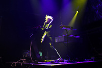 LONDON, ENGLAND - APRIL 14: Elliot Berlin of 'Aesthetic Perfection' performing at O2 Academy Islington on April 14, 2019 in London, England.<br /> CAP/MAR<br /> ©MAR/Capital Pictures