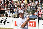 Thomas Levet (FRA)  winner of the .Alstom Open de France, Golf National Saint-Quentin-en-Yvelines, Paris. 3/7/11.Picture Fran Caffrey/www.golffile.ie