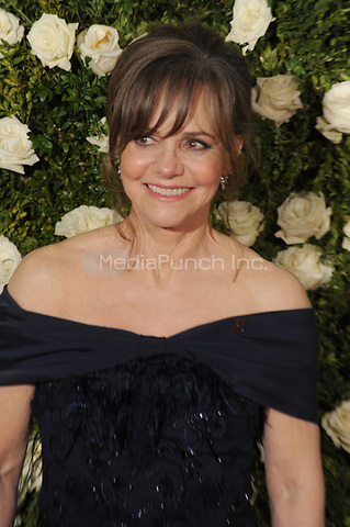 NEW YORK, NY - June 11: Sally Field attends the 71st Annual Tony Awards at Radio City Music Hall on June 11, 2017 in New York City.@John Palmer / Media Punch