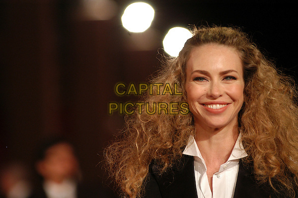 "YVONNE SCIO.Premiere of ""Caotica Ana"" during the 2nd Rome Film Festival, Rome, Italy, 21st October 2007..portrait headshot.CAP/CAV.©Luca Cavallari/Capital Pictures."