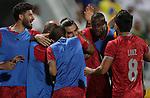 LEKHWIYA (QAT) vs AL NASSR (KSA) during the 2016 AFC Champions League Group B Match Day 4 on 05 April 2016 at the Abdullah Bin Khalifa Stadium in Doha, Qatar. Photo by Stringer / Lagardere Sports
