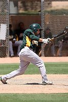 Shane Boras - 2012 Oakland Athletics extended spring training (Bill Mitchell)