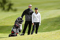 Gareth Paddison and Caryn Khoo. New Zealand Amateur Golf Championship, Remuera Gold Club, Auckland, New Zealand. Thursday 31  October 2019. Photo: Simon Watts/www.bwmedia.co.nz/NZGolf