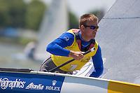 Finn Medal Race
