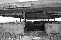 Old WWII Military Bunker, Makapuu, Oahu, Hawaii