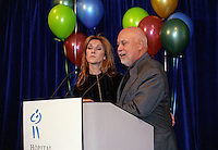 UNDATED FILE PHOTO - Celine Dion and Rene Angelil