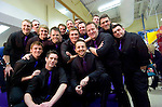 241108 Only Men Aloud choir cd launch