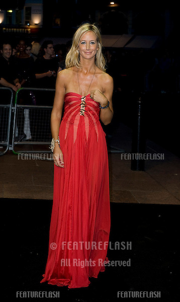 Lady Victoria Hervey arriving for the Oswald Boateng Fashion Show, Odeon Leicester Square, London. 22/09/2010  Picture by: Simon Burchell / Featureflash.