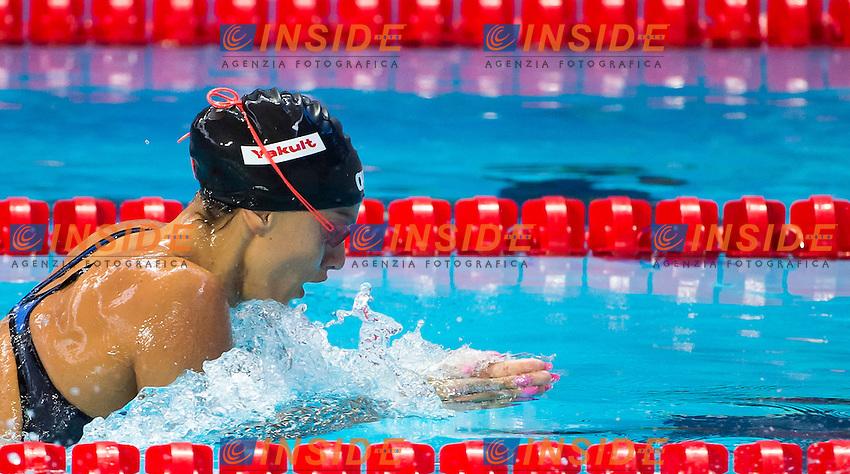 SCARCELLA Ilaria ITA<br /> Swimming - Women's  200m breaststroke heats<br /> Day 14 06/08/2015<br /> XVI FINA World Championships Aquatics Swimming<br /> Kazan Tatarstan RUS July 24 - Aug. 9 2015 <br /> Photo Giorgio Perottino/Deepbluemedia/Insidefoto
