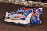 Oct 18, 2013; 7:30:09 PM; Portsmouth, OH ., USA; The 33rd Annual RED BUCK Dirt Track World Championship Presented by Borrowed Blue at Portsmouth Raceway Park, a $50,000-to-win event on the Lucas Oil Late Model Dirt Series.  Mandatory Credit: (thesportswire.net)
