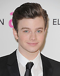 Chris Colfer at the 19th Annual Elton John AIDS Foundation Academy Awards Viewing Party held at The Pacific Design Center Outdoor Plaza in West Hollywood, California on August 27,2011                                                                               © 2011 DVS / Hollywood Press Agency