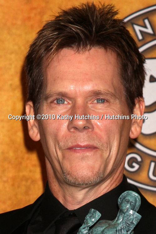 Kevin Bacon.in the Press Room at  the 16th Annual Screen Actor's Awards.Shrine Auditorium.Los Angeles, CA.January 23, 2010.©2010 Kathy Hutchins / Hutchins Photo....