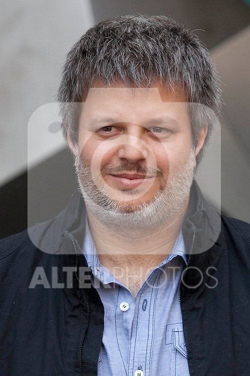 Argentinian director Miguel Cohan present the film 'Betibu' at Cinema Princesa in Madrid. September 09, 2014. (ALTERPHOTOS / Nacho Lopez)