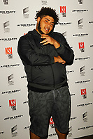 LONDON, ENGLAND - AUGUST 8: Big Zuu attending 'KSI: Can't Lose' World Premiere at Picturehouse Central on August 8, 2018 in London, England.<br /> CAP/MAR<br /> &copy;MAR/Capital Pictures
