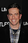 """HOLLYWOOD, CA - MARCH 03: Ed Helms attends the Los Angeles special screening of """"Limitless"""" at ArcLight Cinemas Cinerama Dome on March 3, 2011 in Hollywood, California."""