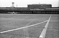 Berlino, aeroporto di Tempelhof (in disusuo) --- Berlin, Tempelhof airport (in disuse)