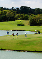 MUS, Mauritius, Poste de Flacq, Belle Mare Plage Resort: Golfplatz The Links | MUS, Mauritius, Poste de Flacq, Belle Mare Plage Resort: The Links Golf course