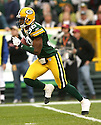 TRAMON WILLIAMS, of the Green Bay Packers, in action during the Packers games against the Washington Redskins, in Green Bay, Wisconsin on October 14, 2007.  ..The Packers won the game 17-14...COPYRIGHT / SPORTPICS..........