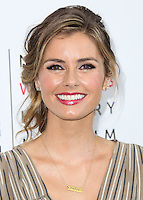 LOS ANGELES, CA, USA - AUGUST 23: Brianna Brown arrives at The National Women's History Museum and Glamour Magazine's 3rd Annual Women Making History Brunch held at the Skirball Cultural Center on August 23, 2014 in Los Angeles, California, United States. (Photo by Xavier Collin/Celebrity Monitor)