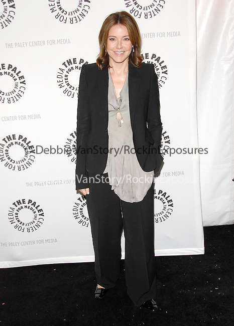 Christa Miller at the Twenty-Seventh Annual PaleyFest: William S. Paley Television Festival honoring the cast of Cougar Town at The  Saban Theatre in Beverly Hills, California on March 05,2010                                                                   Copyright 2010  DVS / RockinExposures
