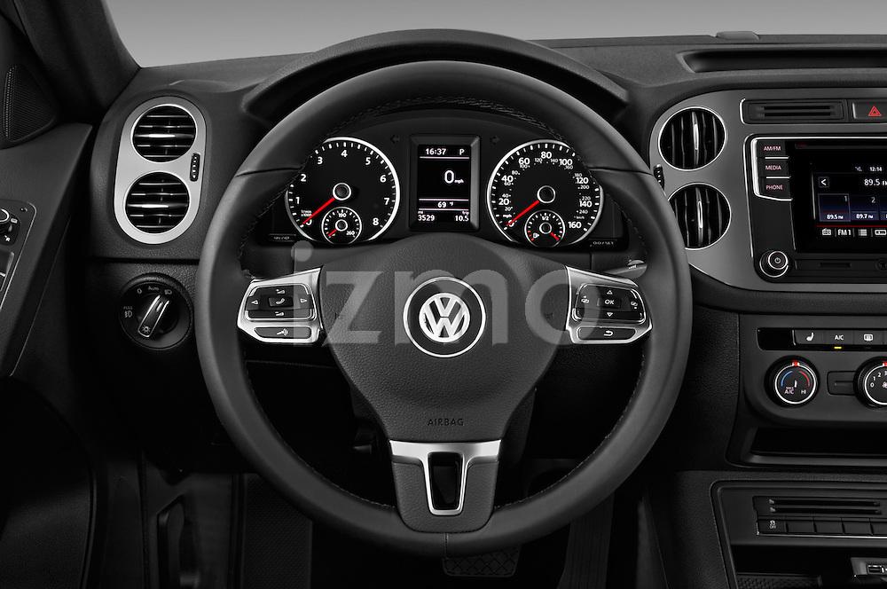 2016 Volkswagen TIGUAN R Line 5 Door SUV