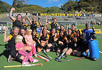 140308 Hockey - National Masters Tournament Women's 35+ Final
