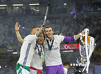 Juventus v Real Madrid UCL Final 030617