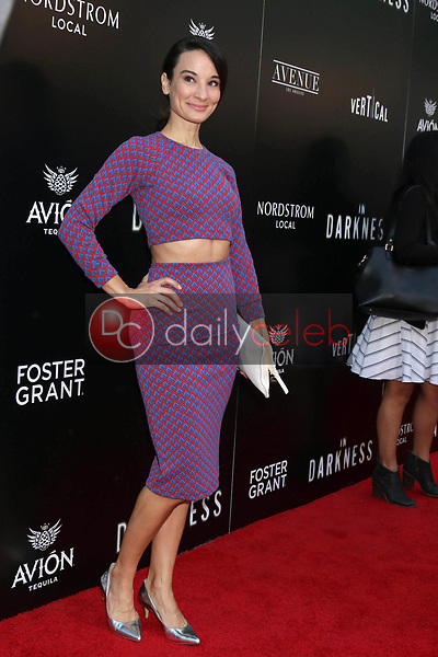 "Alison Becker<br /> at the ""In Darkness"" Premiere, Arclight, Hollywood, CA 05-23-18<br /> David Edwards/DailyCeleb.com 818-249-4998"
