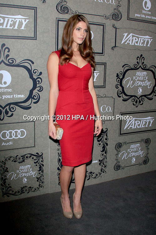 LOS ANGELES - OCT 5:  Ashley Greene arrives at the Variety's 4th Annual Power Of Women Event at Beverly Wilshire Hotel on October 5, 2012 in Beverly Hills, CA
